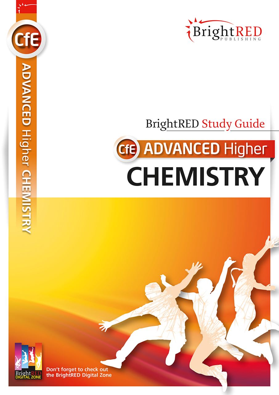 Picture of CfE ADVANCED HIGHER CHEMISTRY Picture of CfE ADVANCED HIGHER  CHEMISTRY