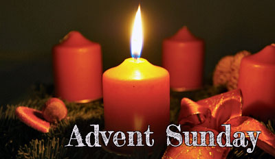 View Larger Image Advent Sunday - http://www.Traveller Location/photo/1