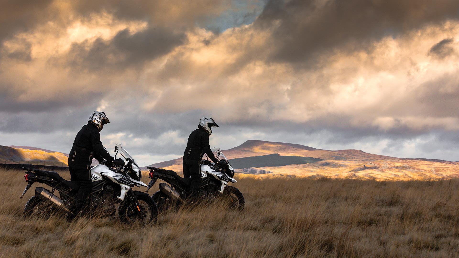 Adventure riding experience
