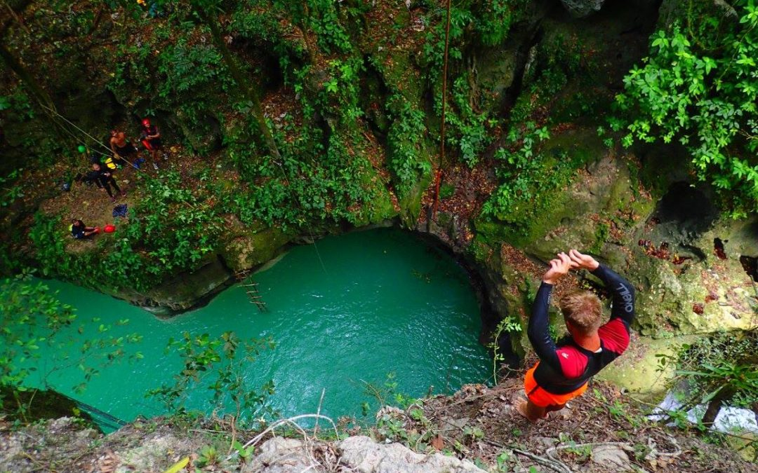 Using Your Fear while Outdoor Adventuring