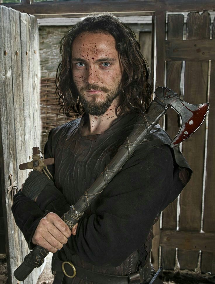 Athelstan - the most relatable character in the Viking series