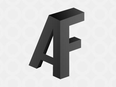AF Logo adobe fireworks logo emblem