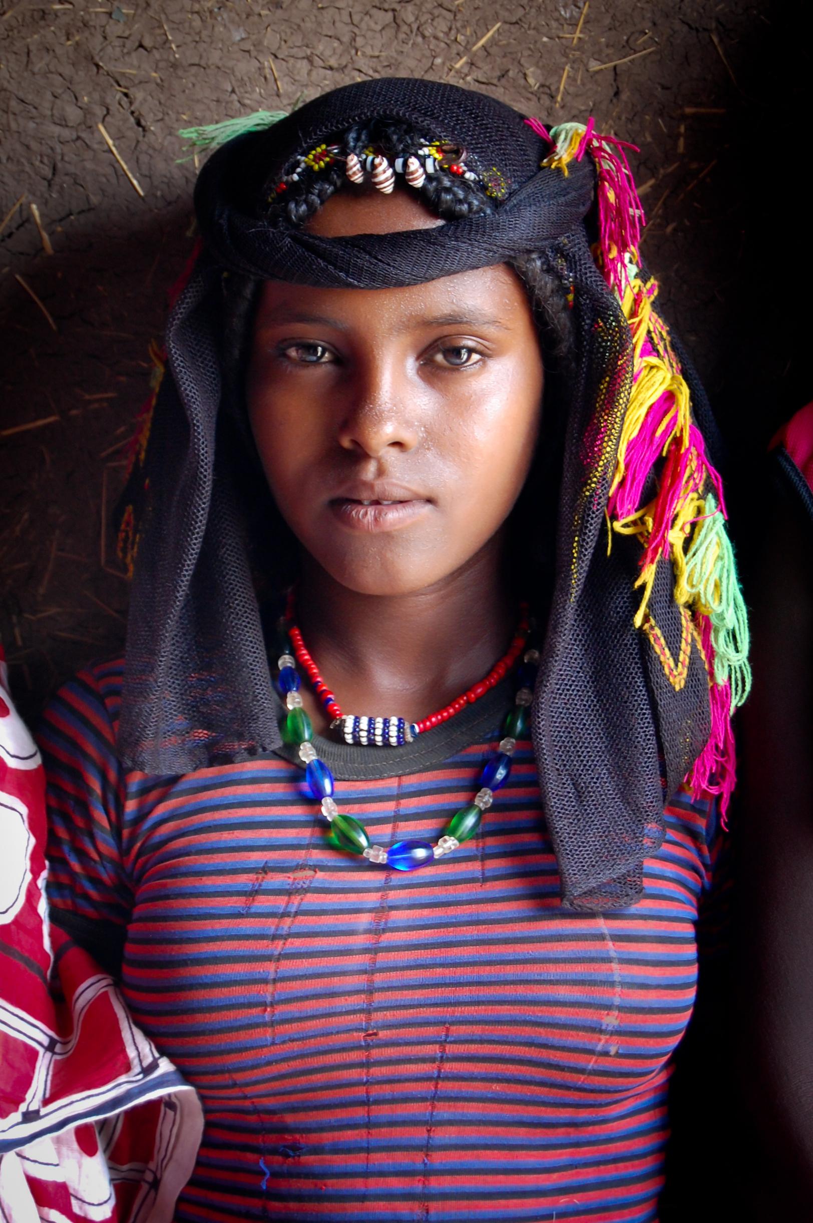 Indian girls ebony