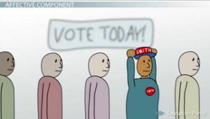 Affectively Based Attitude Politics