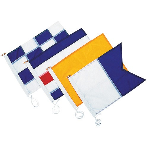Plastimo C - Code Flag - Yes or Affirmative, Change of Course (Sailing  regatta