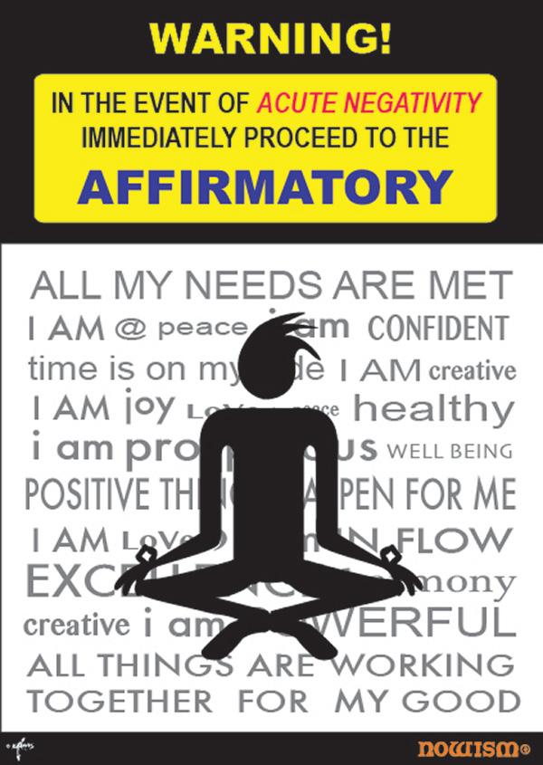 Affirmatory