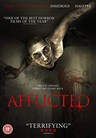 Afflicted [DVD]