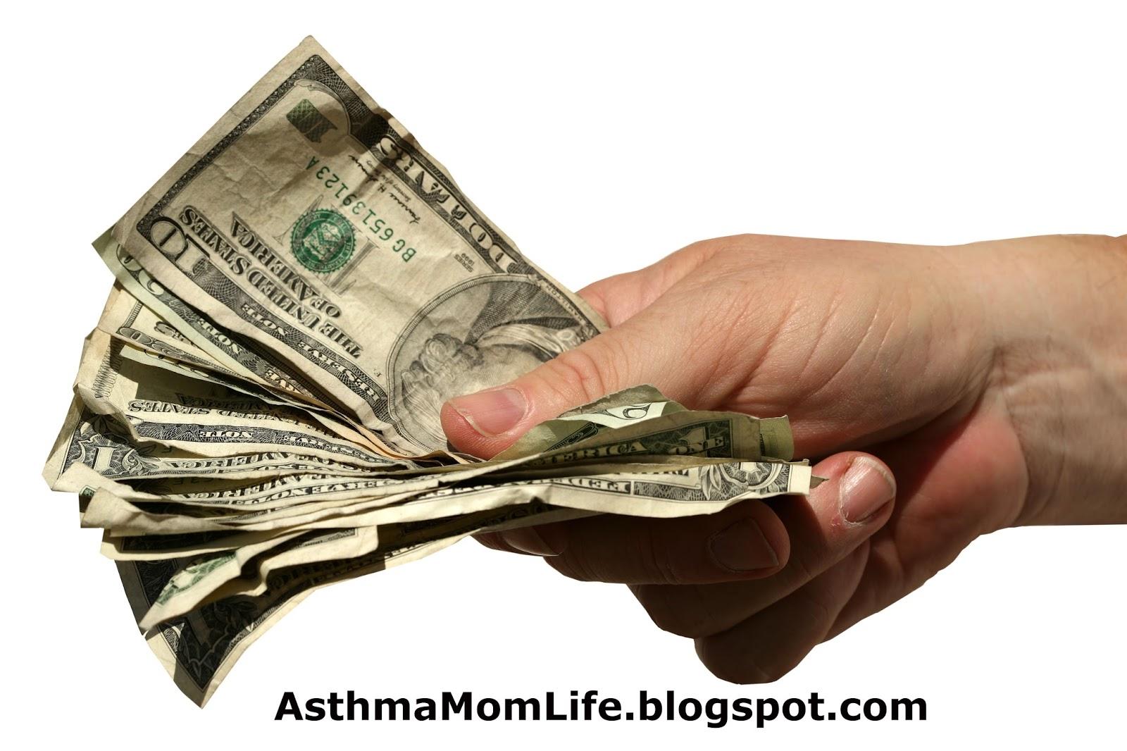 Affording asthma