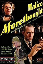 Malice Aforethought Poster