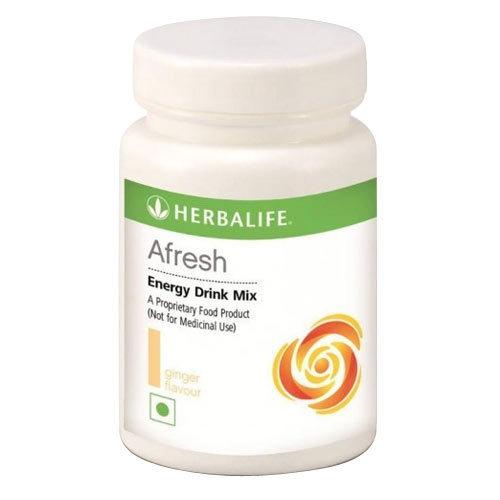 Herbalife Afresh Energy Drink Ginger Flavour