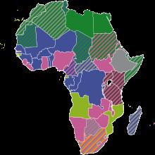 Lenguas de África[editar]