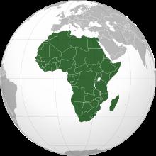 Dark green: member states