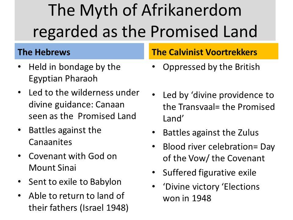 14 The Myth of Afrikanerdom
