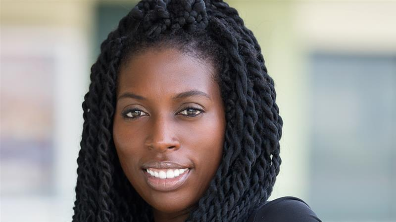 Muhammida el-Muhajir says as an African American in the US, she felt she