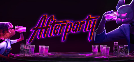 In Afterparty, you are Milo and Lola, recently deceased best buds who  suddenly find themselves staring down an eternity in Hell.