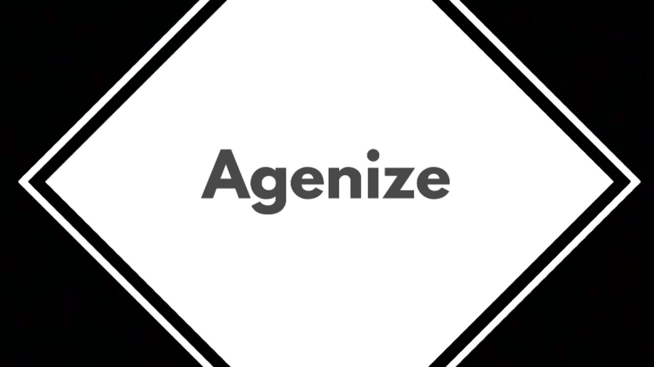 Jasmine talk- How to pronounce the word agenize