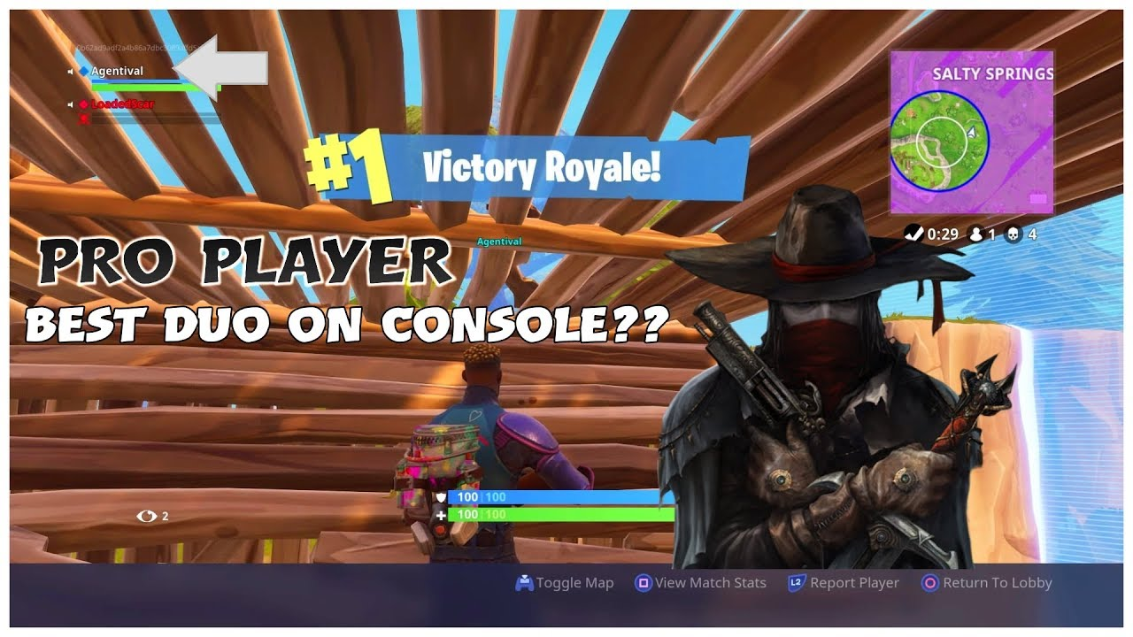 Pro Player w/ 270 Dubs|Best Duo on Console?|Sub to Agentival|