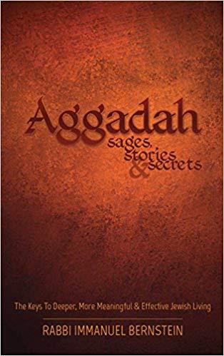 Aggadah: Sages, Stories & Secrets: Immanuel Bernstein: 9781937887490:  Traveller Location: Books
