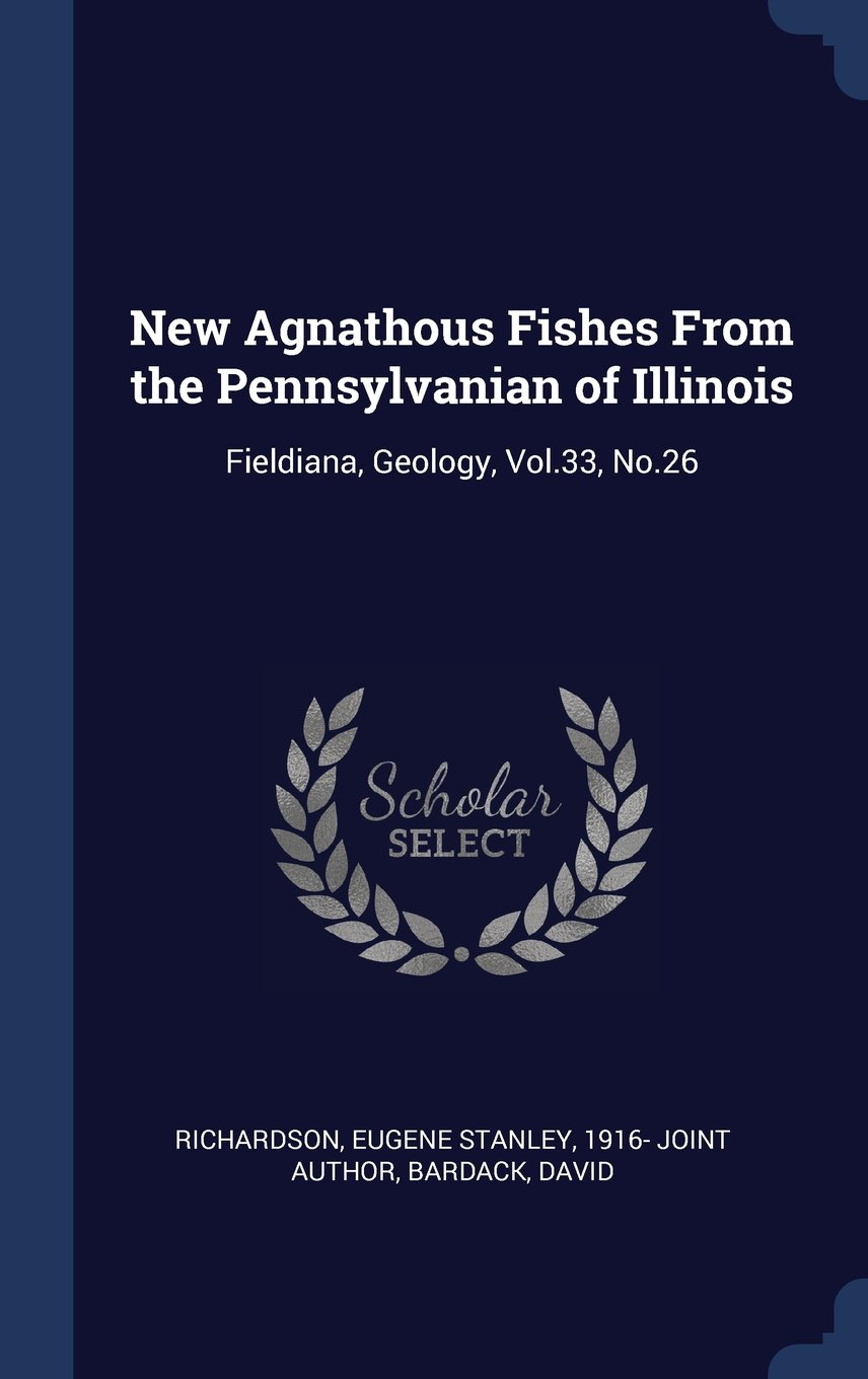 Amazon.in: Buy New Agnathous Fishes from the Pennsylvan Book Online at Low  Prices in India | New Agnathous Fishes from the Pennsylvan Reviews & Ratings