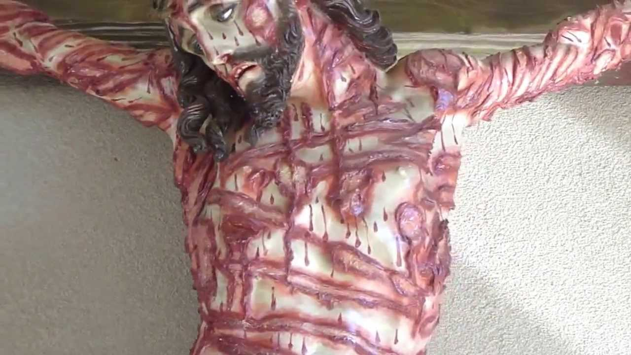 Agonizing Jesus Christ in Alabama