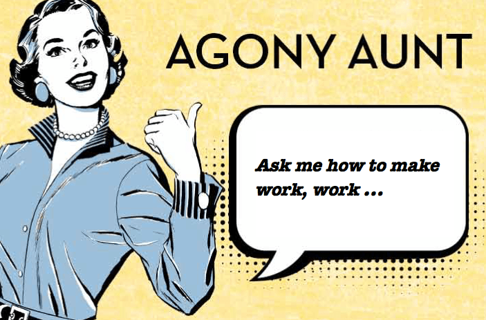 Introducing the Agony Aunt