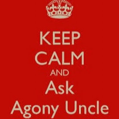 Rude Agony Uncle