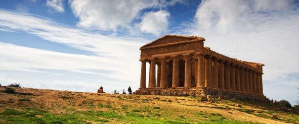 Temple of Concordia in Agrigento