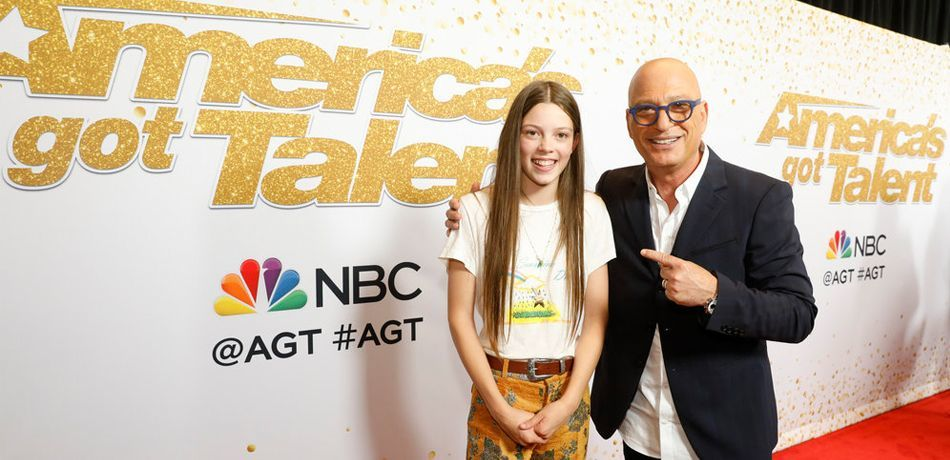 Courtney Hadwin of AGT