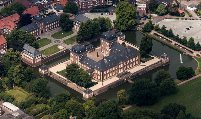 Barock Wasserschloss Ahaus