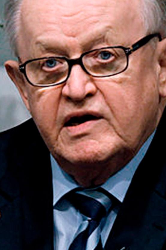Ahtisaari, Martti Ahtisaari, Martti