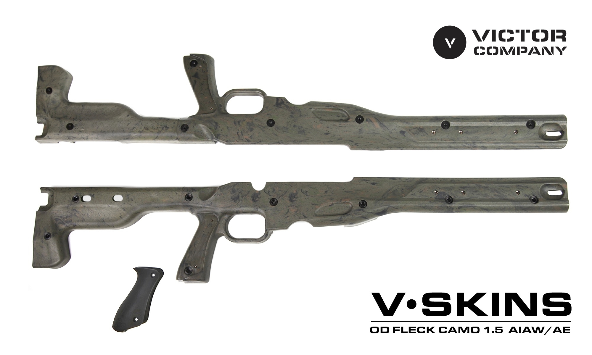 VIPERSKINS AIAW 2.0 NON-FOLDING STOCK SIDES