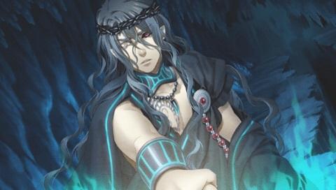 kamigami no asobi, hades aidoneus, and hades image