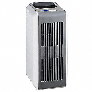 Portable Air Cleaner, 36/47/57 Air Flow (CFM), 120