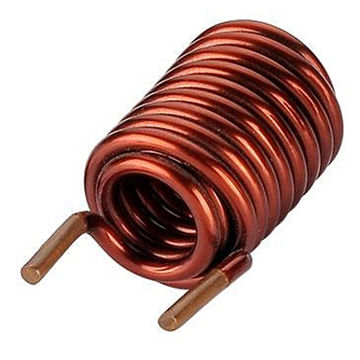China Air coil copper/air core inductor