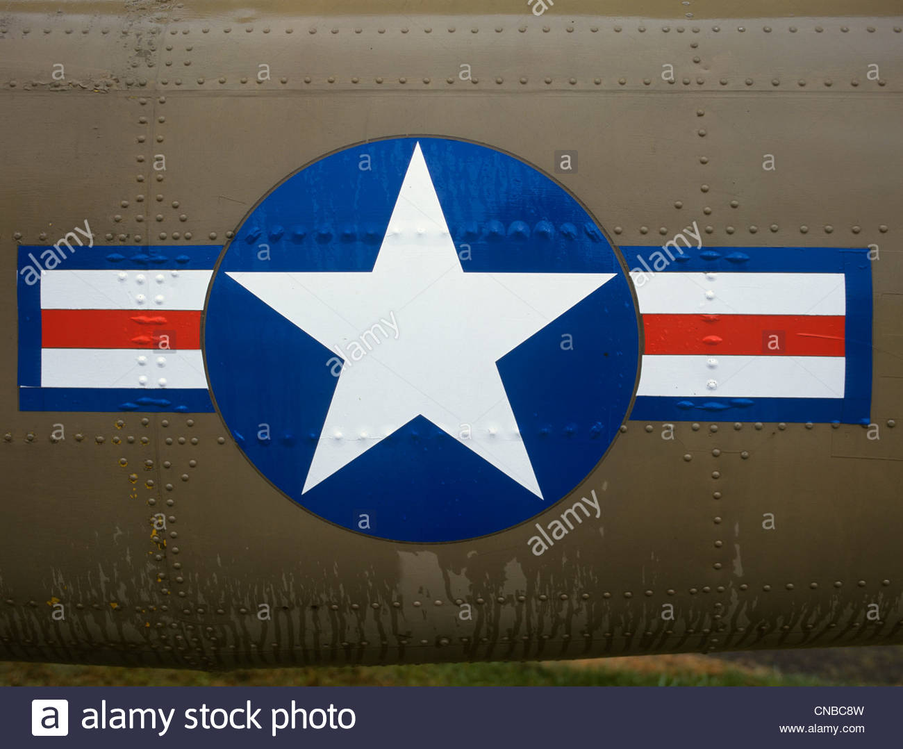 Detail of US Army Air Corps Logo