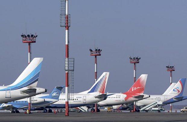 Russian airlines started to expand their fleets as the passenger demand  grows.