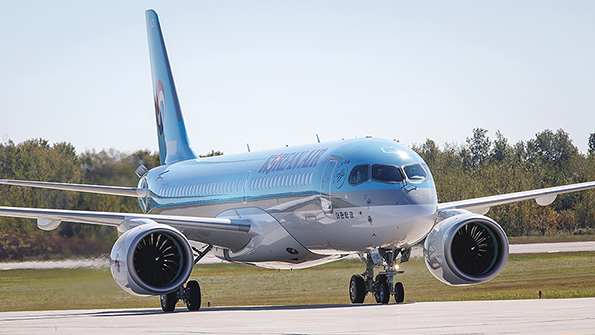 New Additions Boost Korean Air Fleet Upgrade | Commercial Aviation content  from Aviation Week