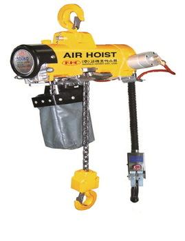 Air Hoist(pneumatic Hoist) Vane Type Ka1s-050pb From Khc - Buy Pneumatic,Lifting  Hoist,Hanging Hoist Product on Traveller Location