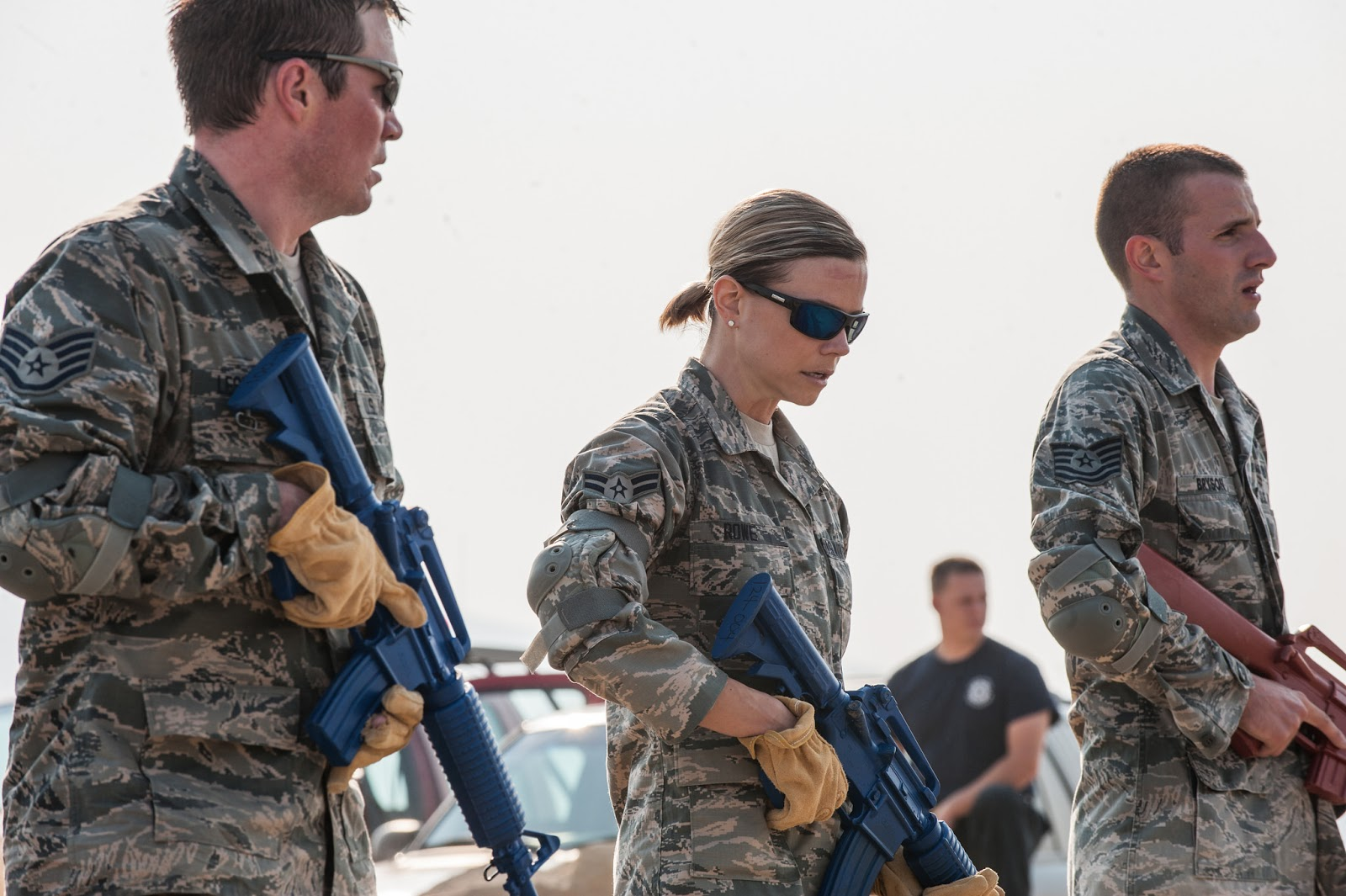 Security Forces Officer, Air National Guard Security Forces, Commission in  the Air National Guard