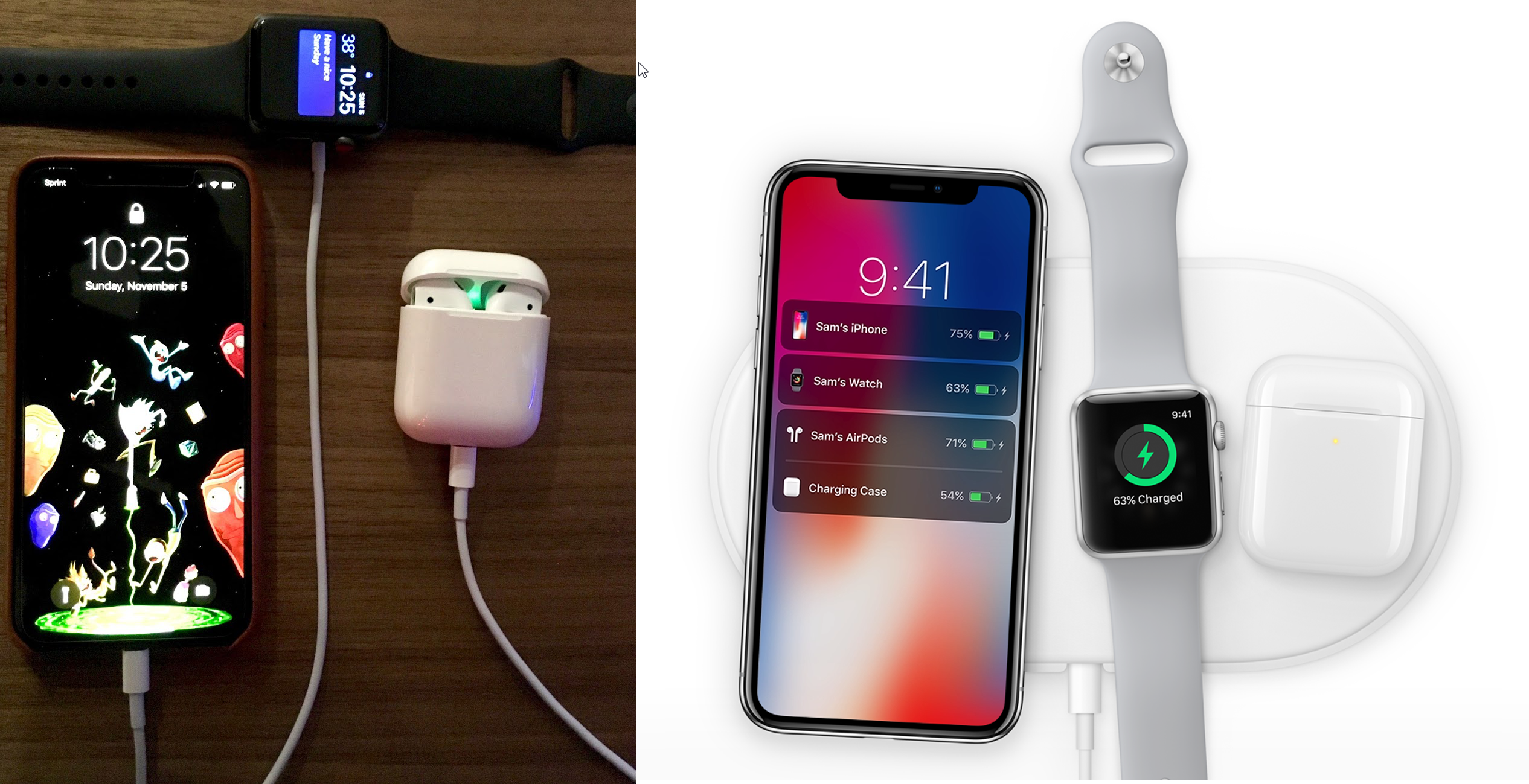 Who else is super excited for AirPower to finally release