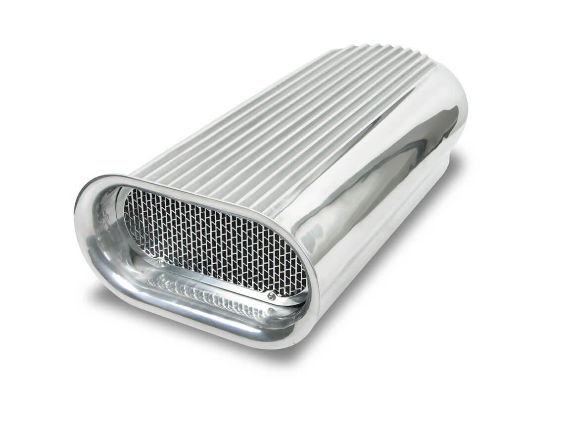 7221 - Weiand 2x4 Hilborn Style Air Scoop Image
