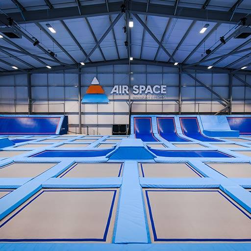 Onto Airspace Stevenage next week!
