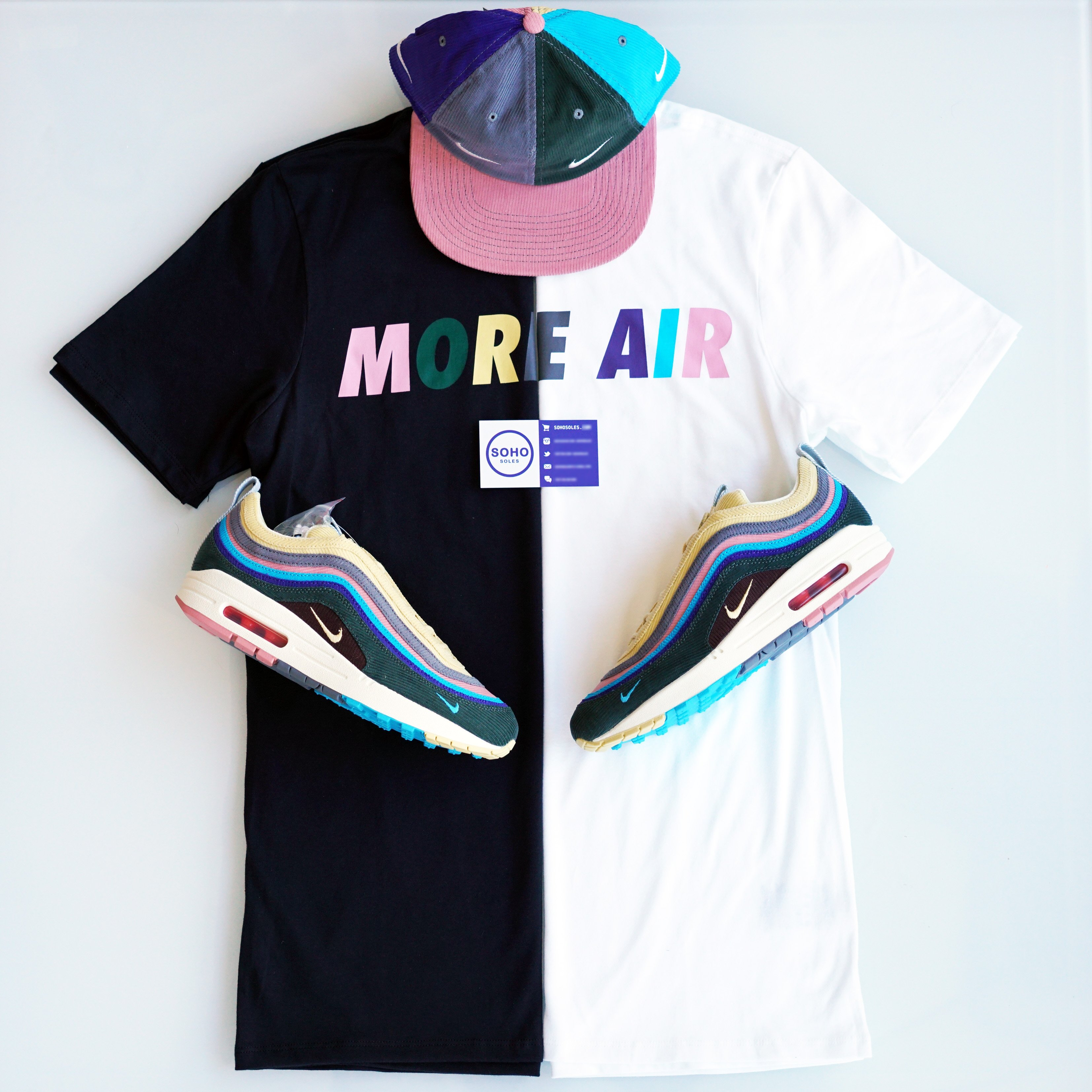 Image of SEAN WOTHERSPOON X NIKE MORE AIR TEE