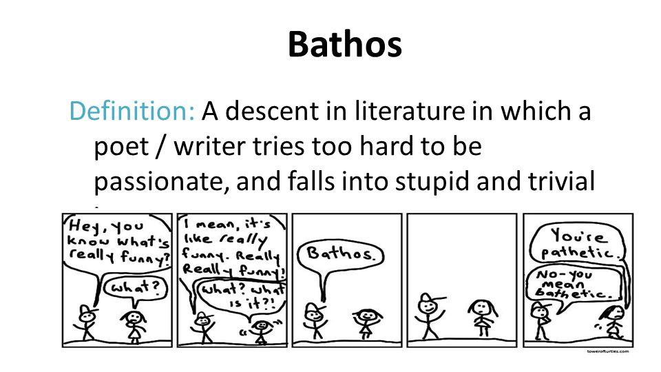 2 Bathos