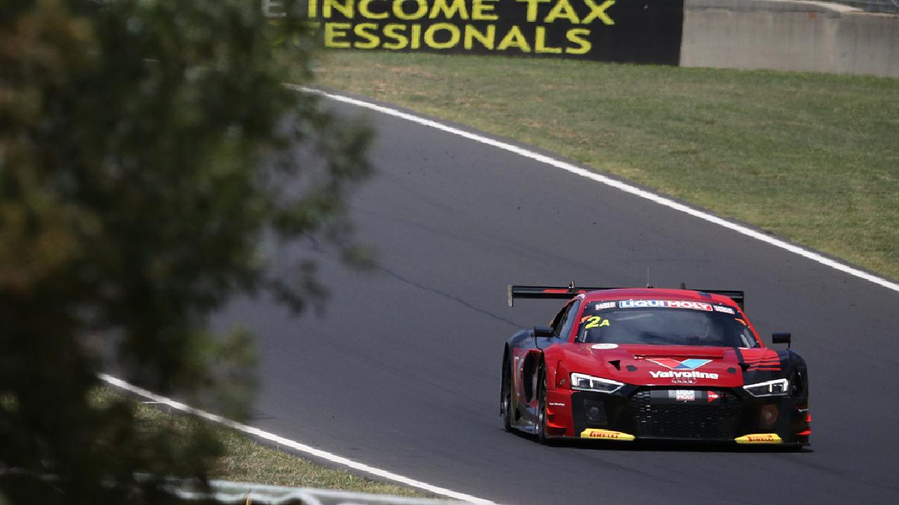 Bathurst 12 Hour 2019: Audi leads pack after Practice 3 with Jamie Whincup  in third