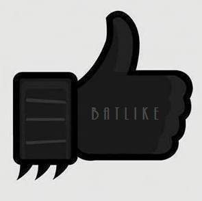 The BATLIKE! When a normal like is just not enough.