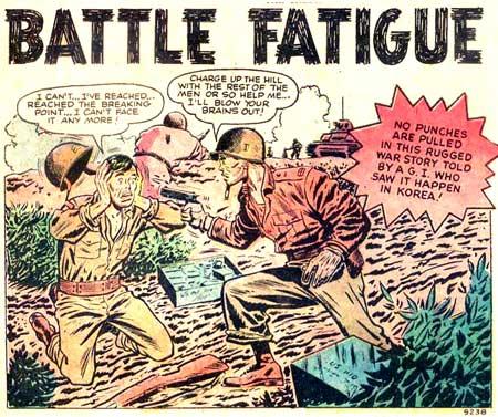 Battle Fatigue of a Different Sort