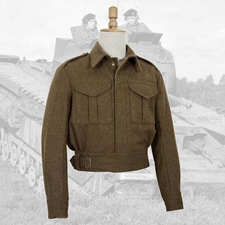 Battledress jacket P37 STANDARD SIZE