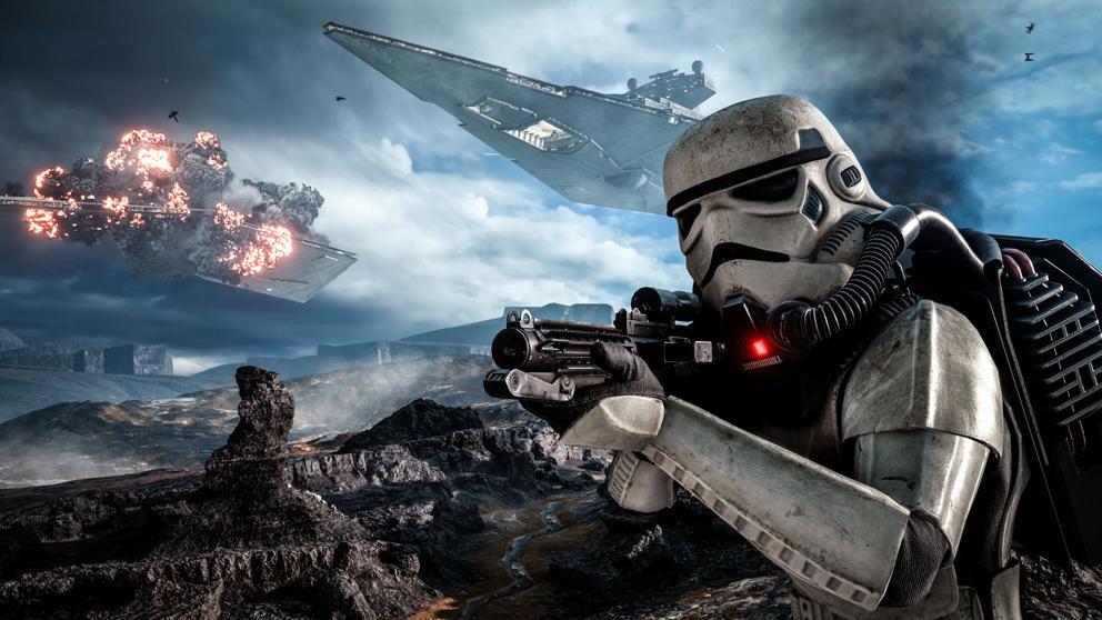 Star Wars: Battlefront II se pasa al lado oscuro de la Fuerza