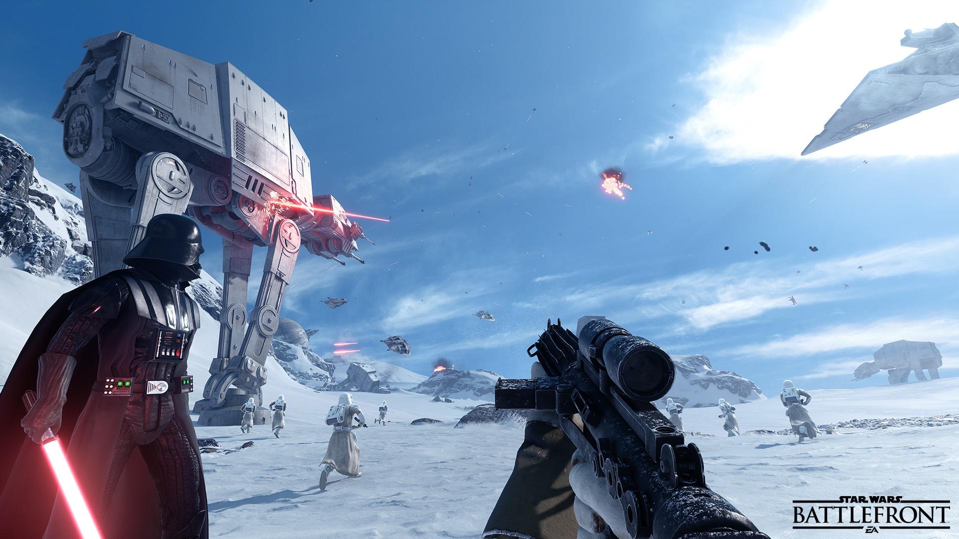 Desde que este abril desvelamos Star Wars™ Battlefront™ en la Star Wars™  Celebration, o habéis dejado de preguntar si habría una beta.
